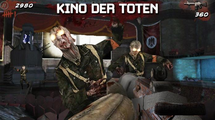 Kino der Toten, CALL OF DUTY