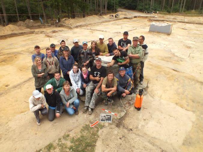 Sobibor Dig group